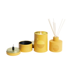 P. F. Candle Co. Sunset Collection Reed Diffuser Golden Hour