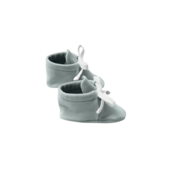 Quincy Mae Baby Booties - Ocean