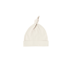 Quincy Mae Knotted Baby Hat - Ivory