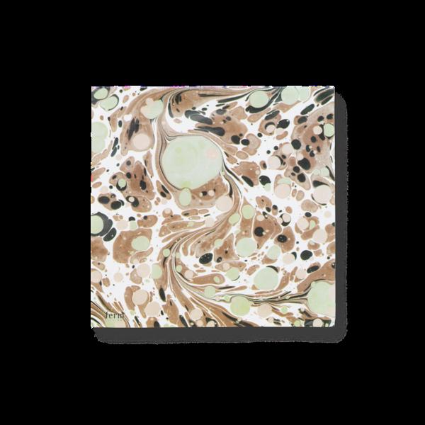 Ferm Living Marbling Paper Napkins - Rust