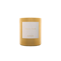 Brand + Iron Goldie Soy Candle Tobacco + Vanilla 9 oz