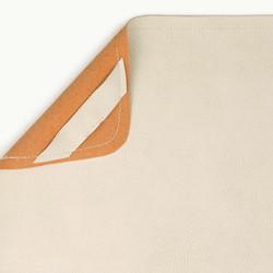 Gathre Micro Leather Change Mat - Blanc