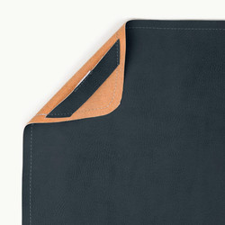 Gathre Mini Leather Highchair Mat Raven