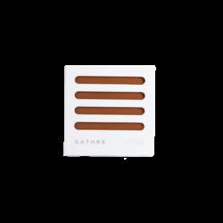 Gathre Multipurpose Leather Mat Ginger Midi