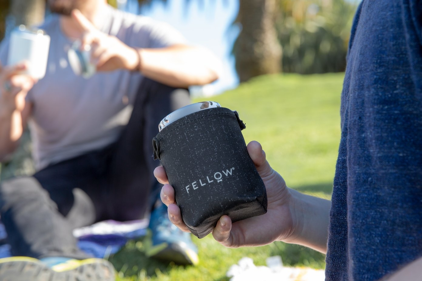 Fellow Carter Everywhere Mug Matte Grey 16oz