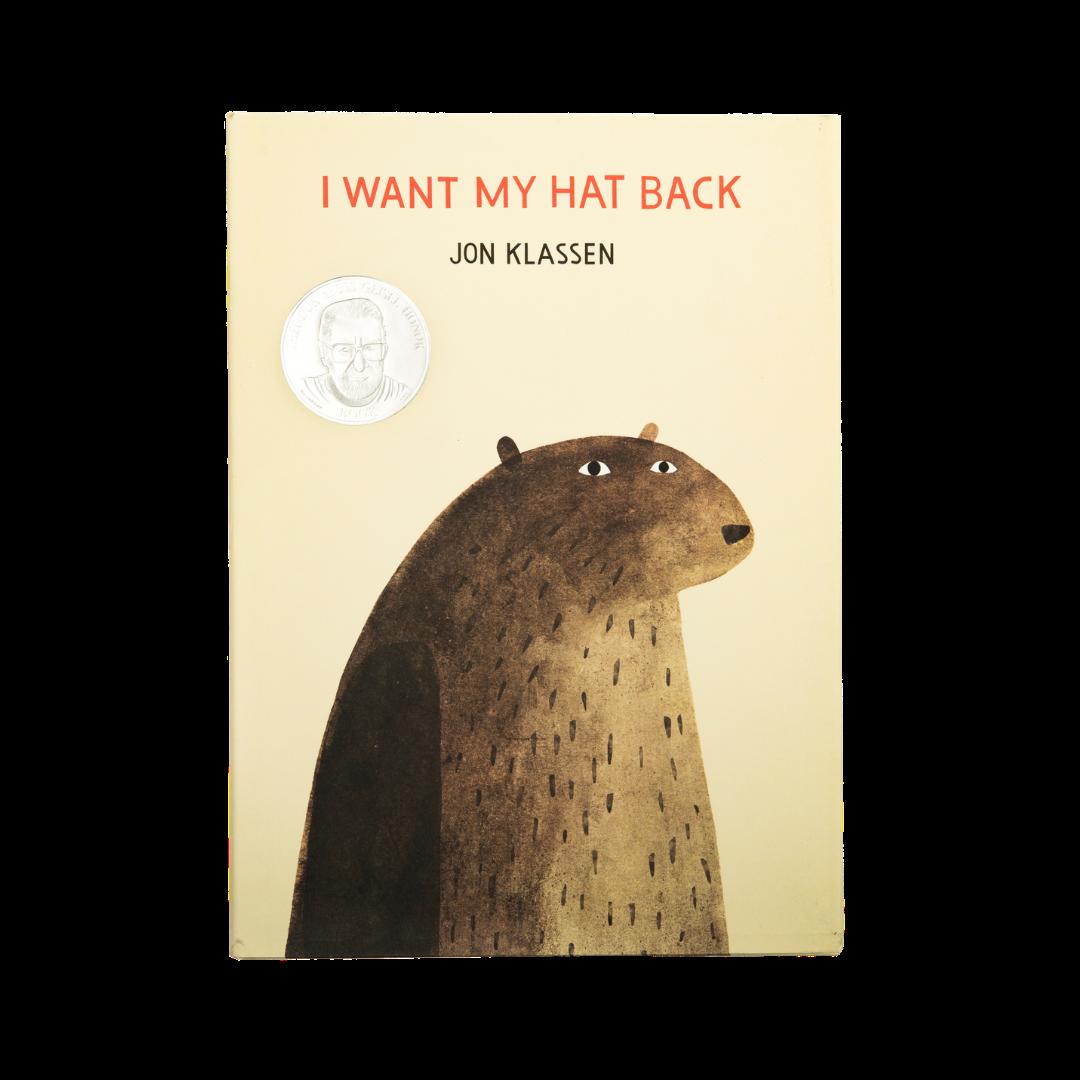 Candlewick Press I Want My Hat Back
