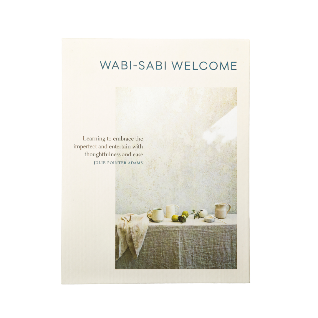 Wabi Sabi Welcome: Learning to Embrace the Imperfect and Entertain