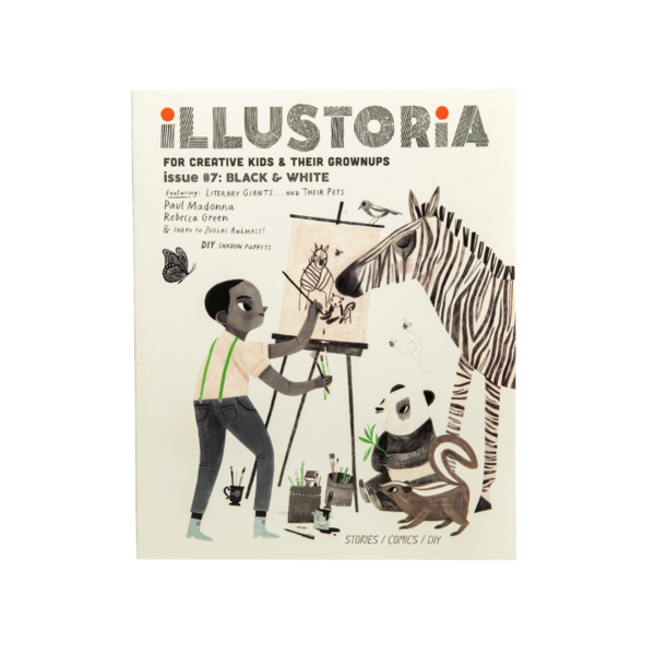 Illustoria Magazine Vol. 7