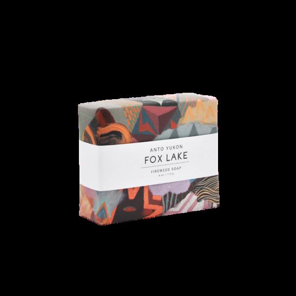 Anto Yukon Natural Soap - Fox Lake