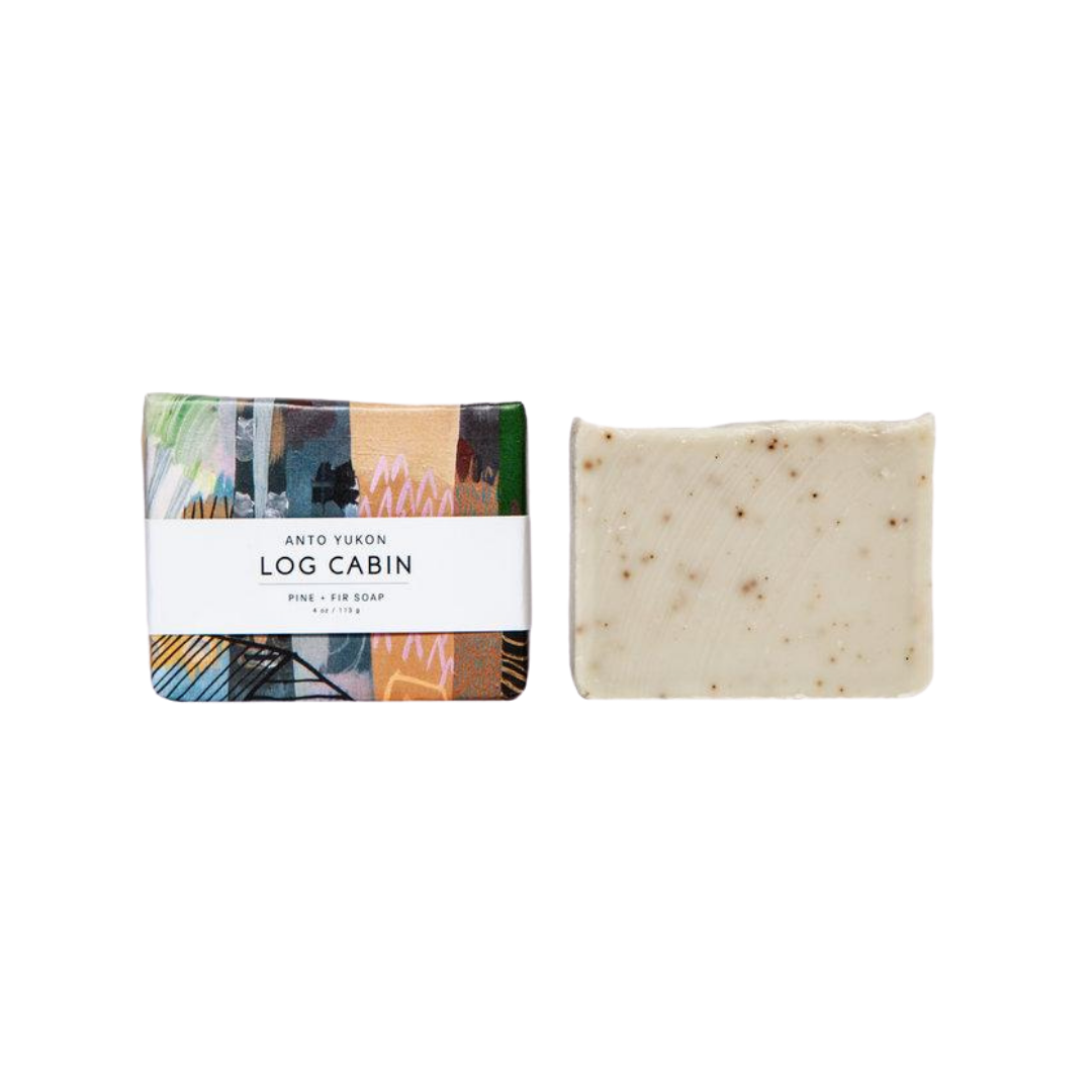 Anto Yukon Natural Soap - Log Cabin