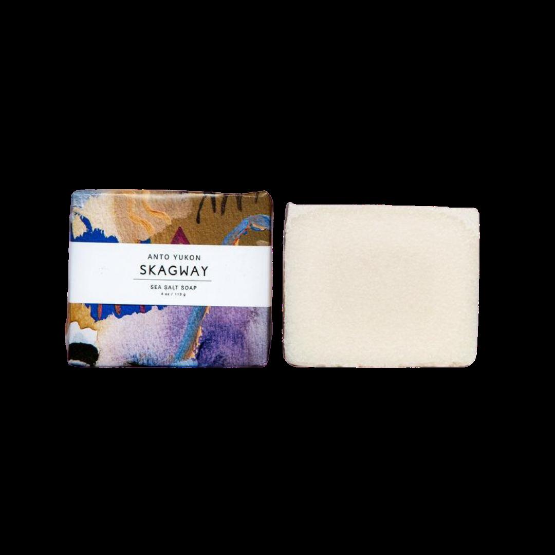 Anto Yukon Natural Soap - Skagway