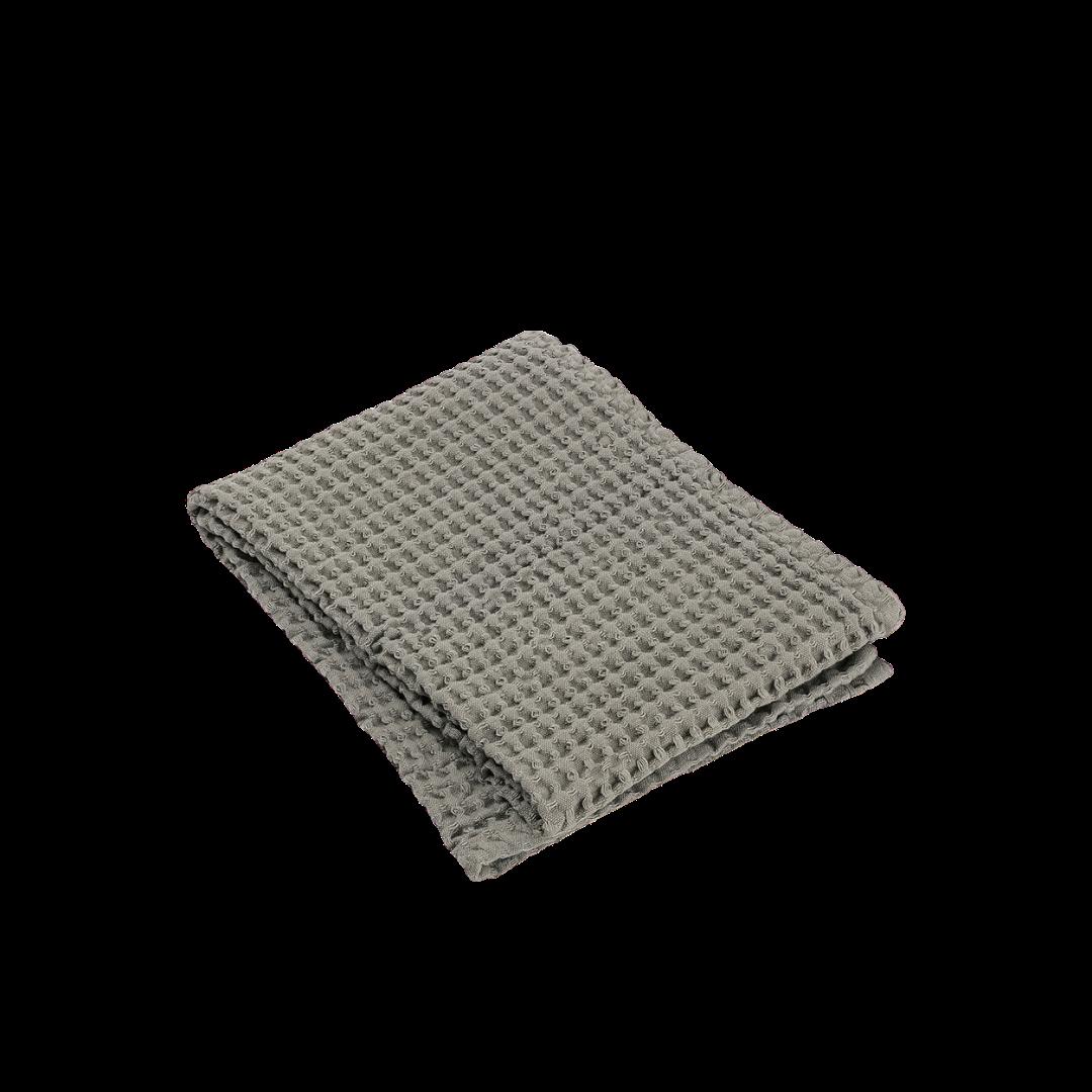 Blomus Caro Waffle Bath Towel Satellite 50 x 100 cm