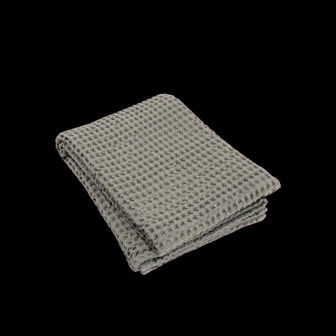 Blomus Caro Waffle Bath Towel Satellite 70 x 140 cm