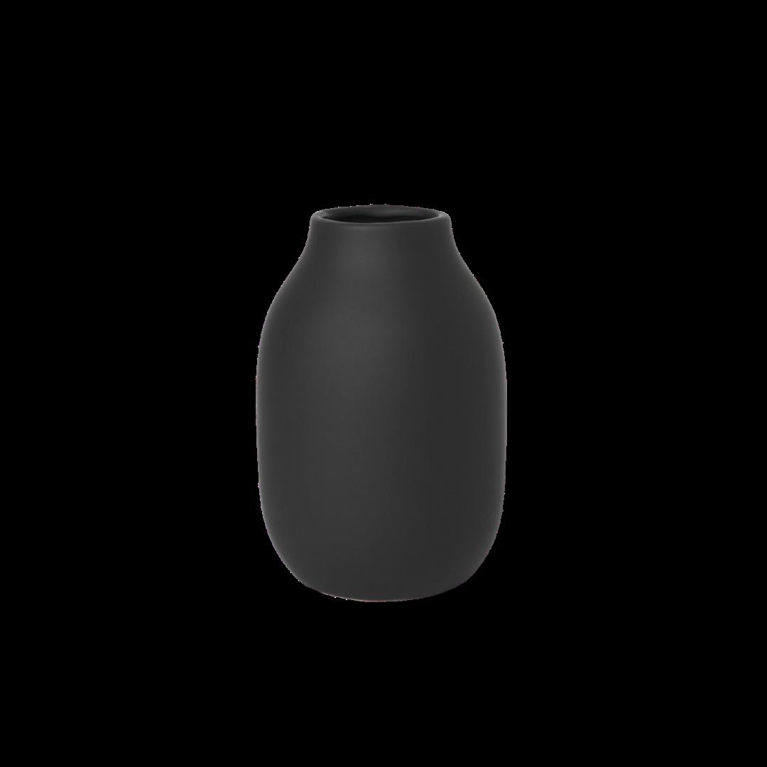 Blomus Colora Porcelain Vase Small Peat