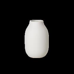 Blomus Colora Porcelain Vase Small Moonbeam