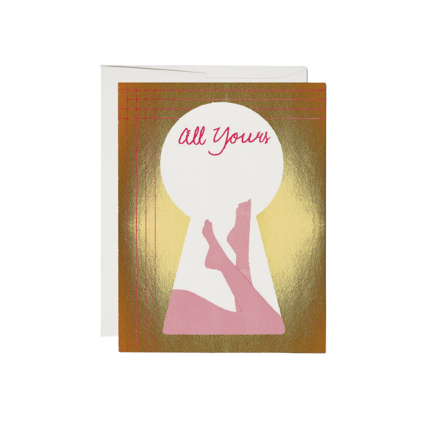 Red Cap Red Cap Greeting Cards Keyhole
