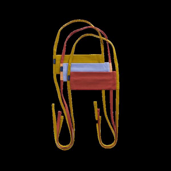Baggu Fabric Mask Set - Mesa