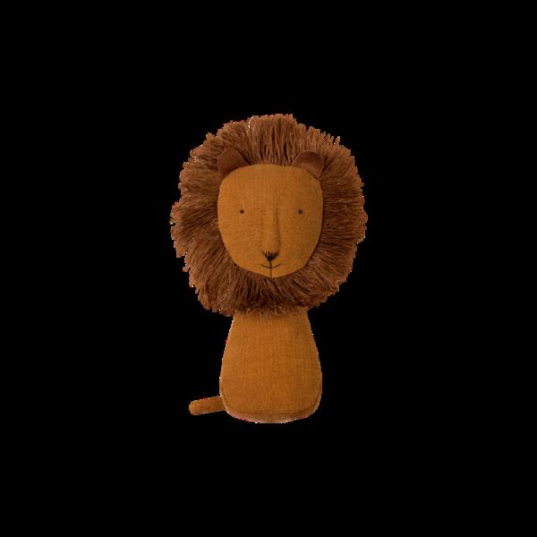 Maileg Noah's Friends Rattle Lion