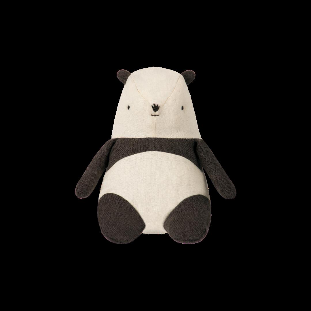Maileg Safari Friends Baby Panda Black/White