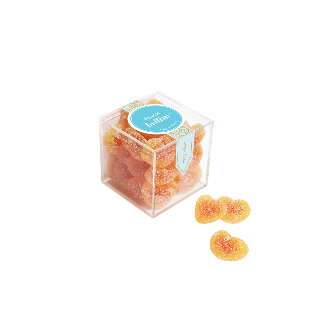 Sugarfina Peach Bellini Candy Cube