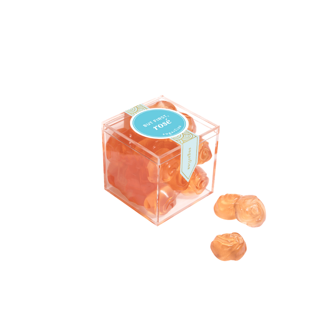 Sugarfina But First, Rosé Candy Cube