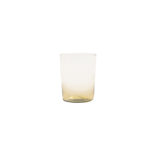 Hawkins New York Chroma Glassware Amber - Large