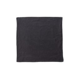 Hawkins New York Simple Linen Placemat - Black