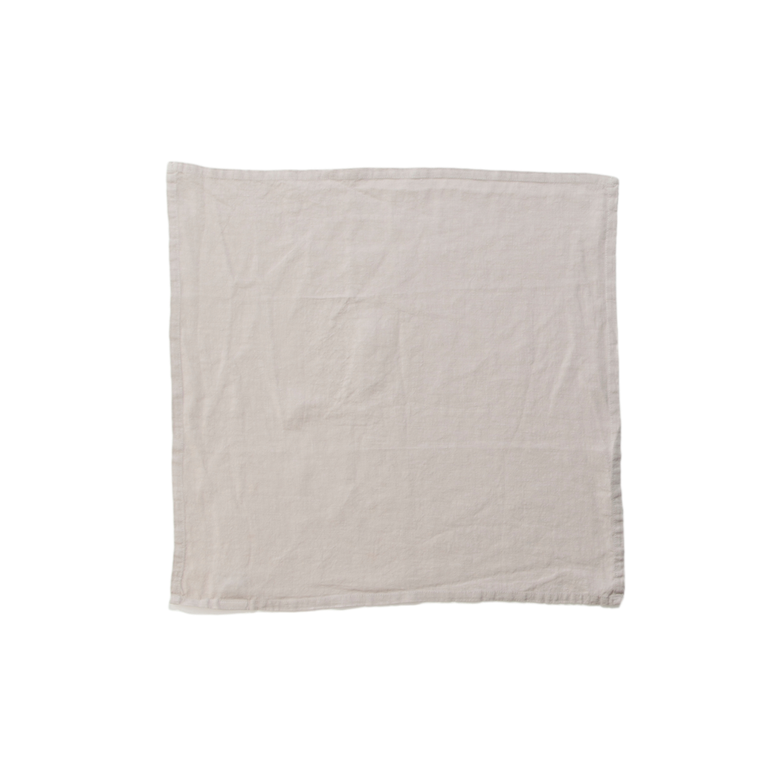 Hawkins New York Simple Linen Placemat - Light Grey