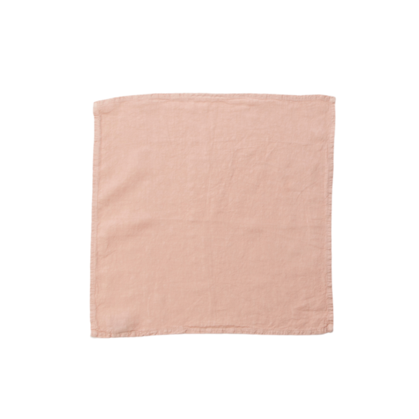 Hawkins New York Simple Linen Placemat - Blush