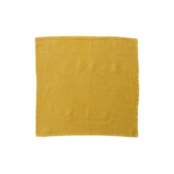 Hawkins New York Simple Linen Placemat - Mustard