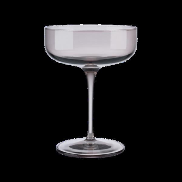 Blomus Fuum Glassware Fungi Champagne Saucer
