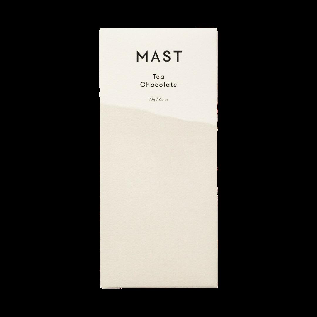 Mast Tea Chocoloate Bar