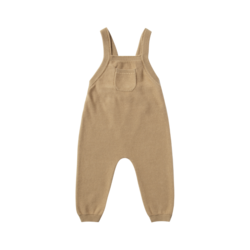 Quincy Mae Knit Overall - Honey
