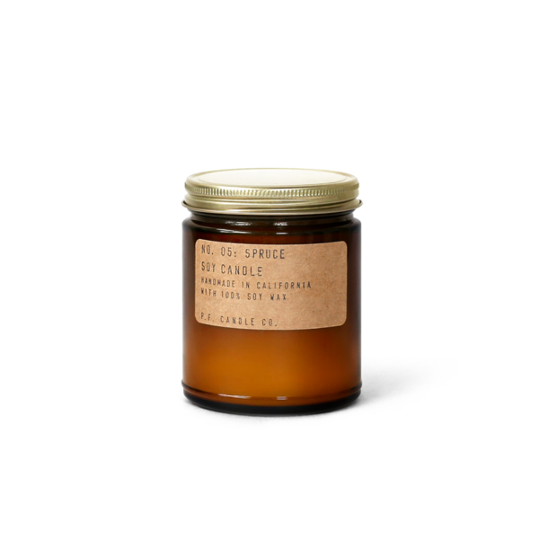 P. F. Candle Co. P.F. Candle Co. Standard Soy Candle Spruce 7.2oz