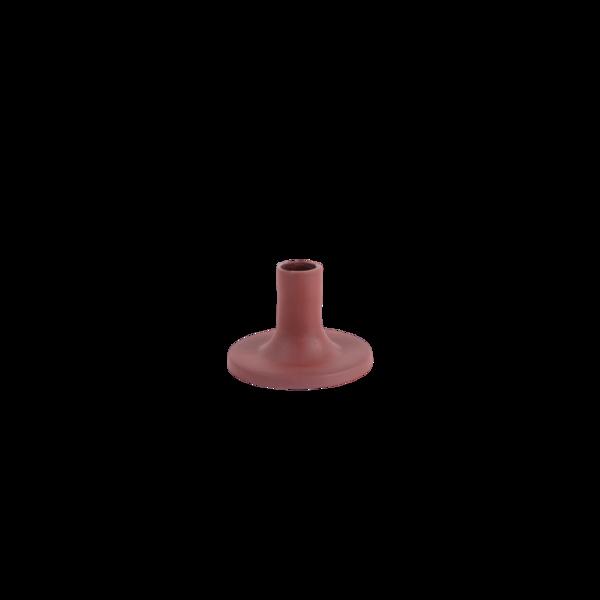 The Floral Society Ceramic Taper Holder - Earth Medium