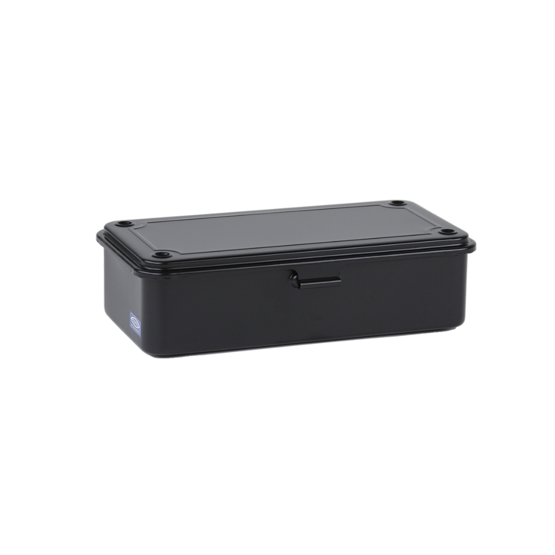 Toyo Steel T-190 Flat Top Toolbox - Black