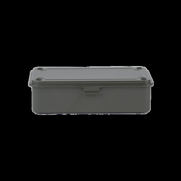 Toyo Steel T-190 - Flat Top Toolbox - Dark Green