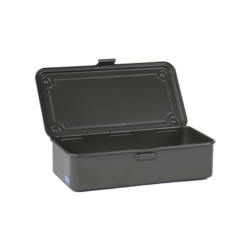 Toyo Steel T-190 - Flat Top Toolbox - Dark Green