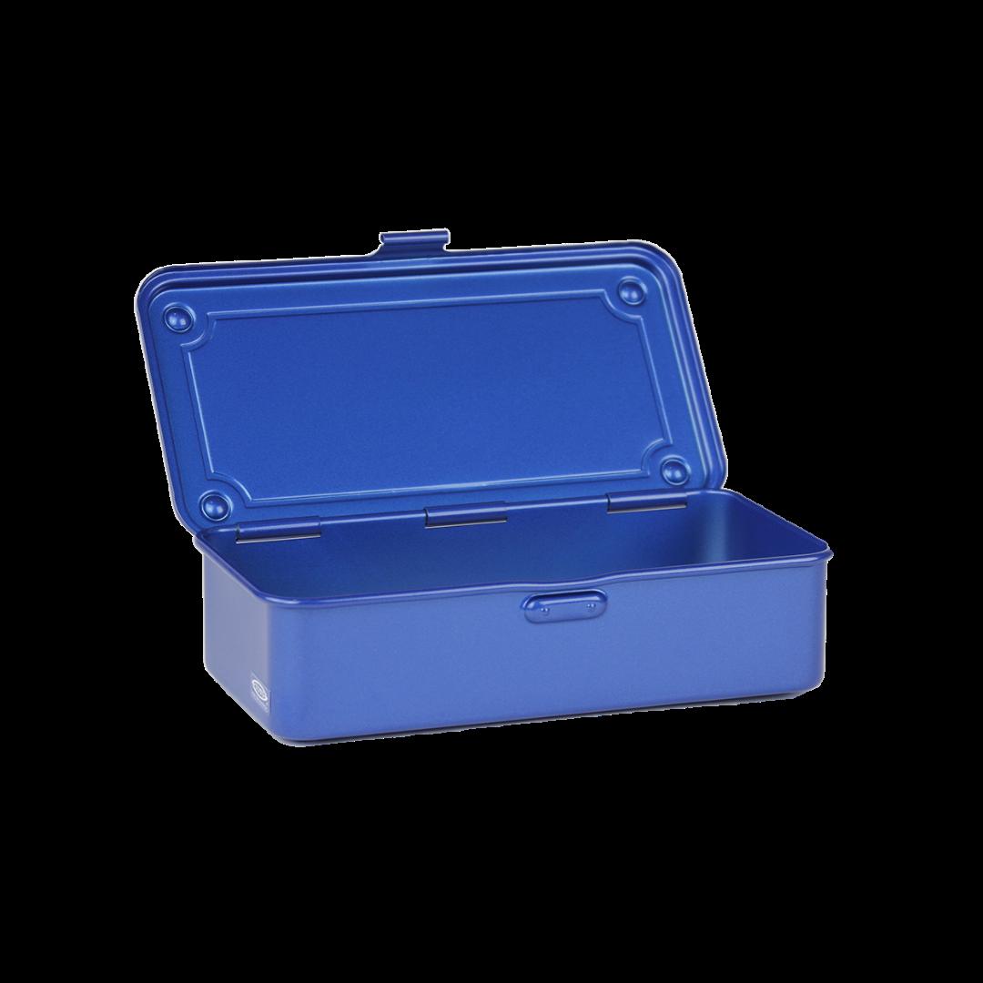Toyo Steel T-190 - Flat Top Toolbox - Blue
