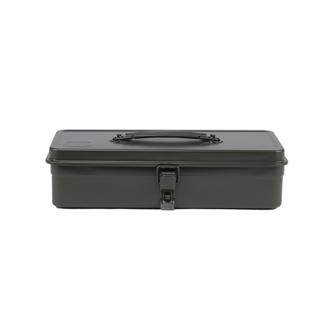 Toyo Steel T-320 Flat Top Toolbox - Dark Green
