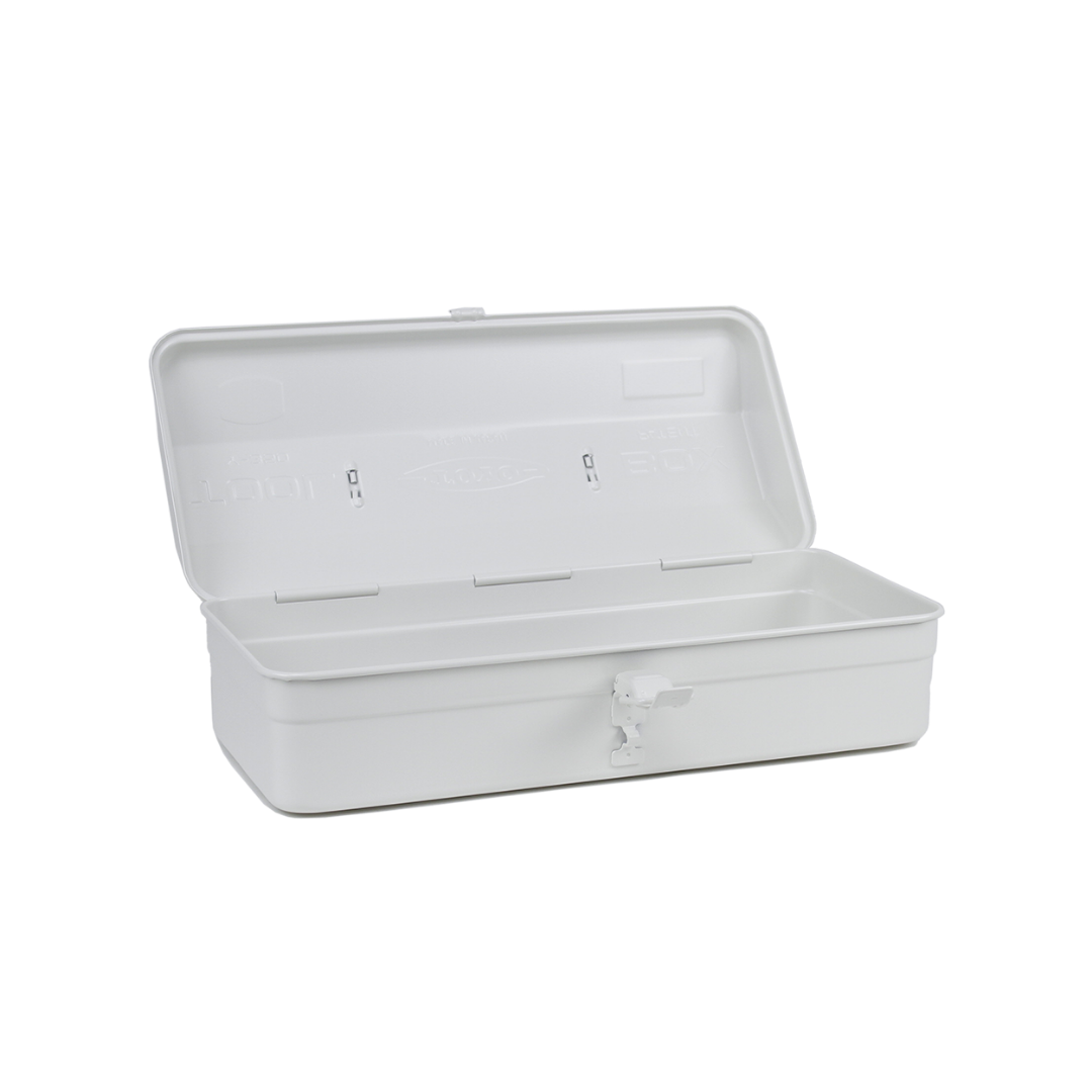 Toyo Steel Y-350 Camber Top Toolbox - White