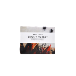 Anto Yukon Natural Soap - Snowy Forest
