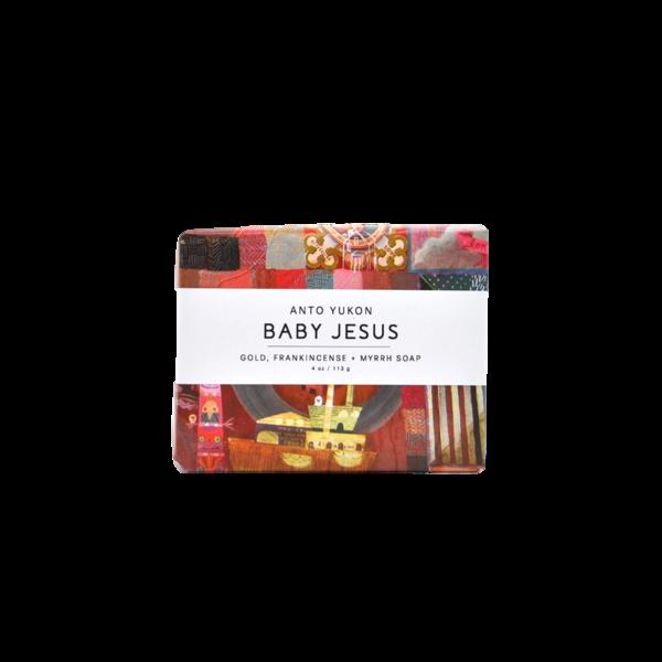 Anto Yukon Natural Soap - Baby Jesus