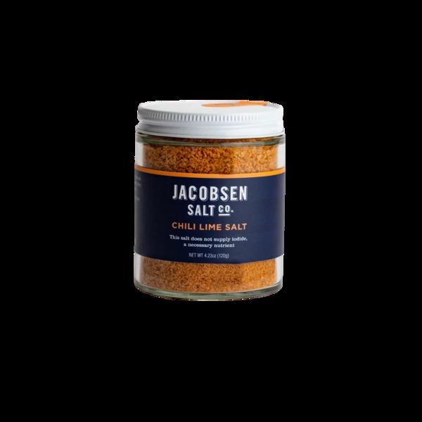 Jacobsen Salt Co. Chilli Lime Sea Salt 4.23oz