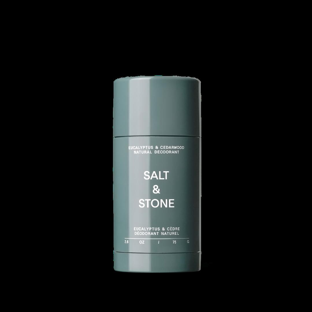 Salt & Stone Natural Deodorant - Eucalyptus + Cedarwood