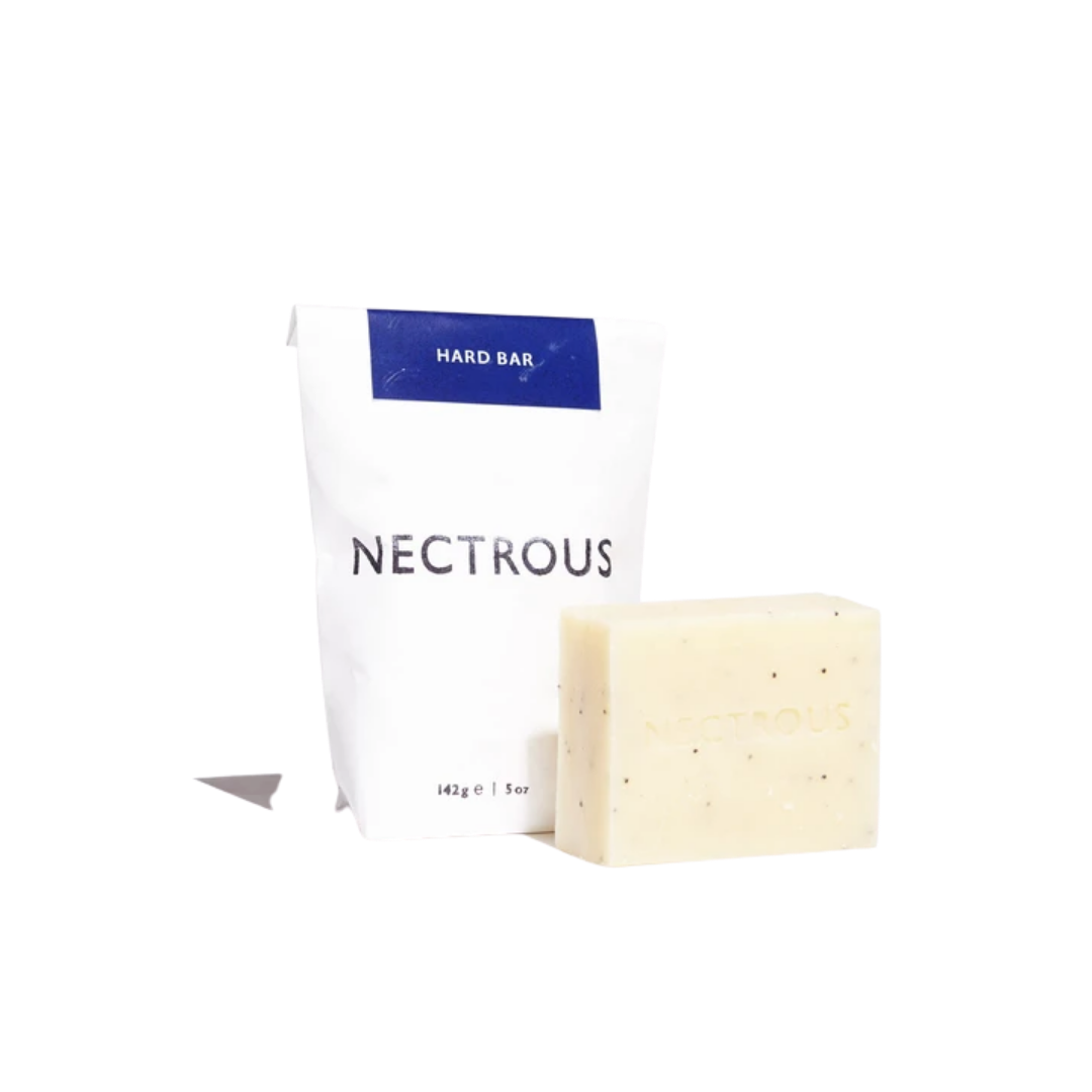 Nectrous Botanicals Hard (Exfoliating Cedar + Grapefruit)