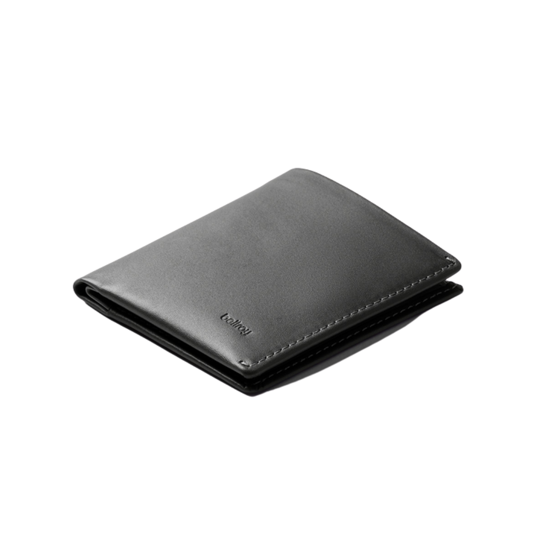 Bellroy Note Sleeve Wallet  Charcoal- RFID