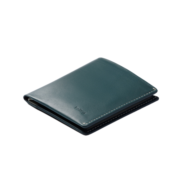 Bellroy Note Sleeve Wallet  Teal- RFID