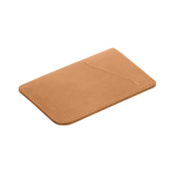 Bellroy Card Sleeve - Tan