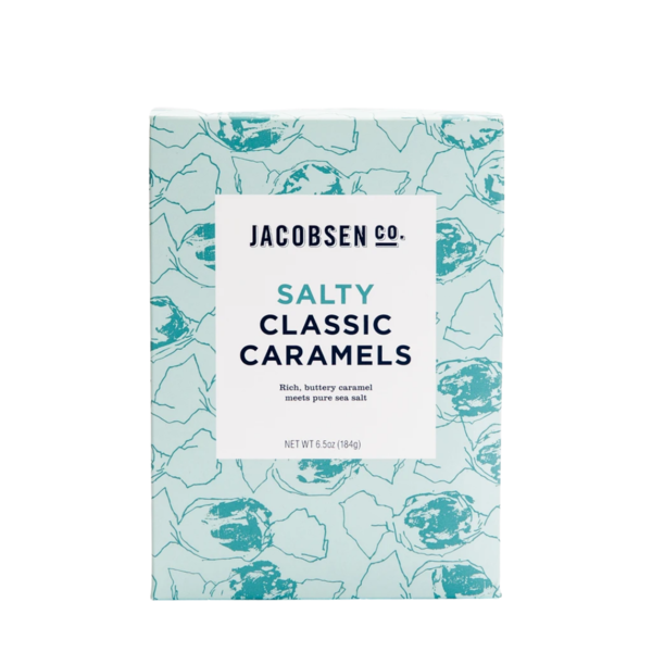 Jacobsen Salt Co. Salty Caramels